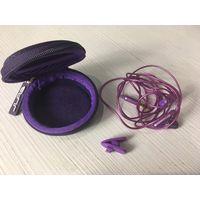Наушники JLAB J3micro atomic metal earbuds purple