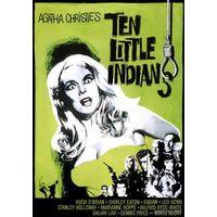Десять маленьких индейцев / Десять негритят / Ten Little Indians / Ten little Niggers (экранизация А.Кристи)  DVD5