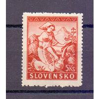 WW2 1939-44 Словакия Стандарт