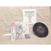 "Denial Of God - The Crypt Has Eyes (Vinyl, 7"" ) [Black Metal]"