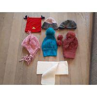 Головной убор, перчатки, варежки, ремень. Распродажа, все дешево.
