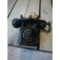 Телефон рабочий ретро СССР Багта 50. КГБ, МВД, НКВД