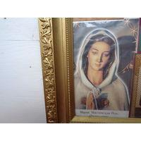 Икона католическая.