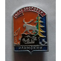 Россия, Железногорск илимский