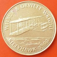 Коллекция SHELL История авиации - Уилбур и Орвилл Райт 1903