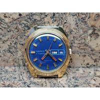 Часы Чайка,позолота au10,редчайшие в таком сохране.Старт с рубля.