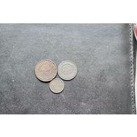 Монетки 1896 года