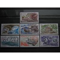 Марки - культура, искусство, литература - известные люди - писатель Жюль Верн - фауна, лошади, драконы - архитектура - оружие - транспорт, корабли, парусники, флот