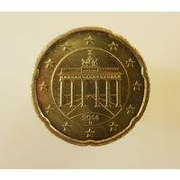 20 евроцентов, Германия 2014  d