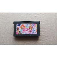 Картридж GameBoy Advance Winx Quest for the Codex не оригинал