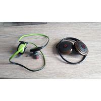 Bluetooth наушники, спортивный вариант.