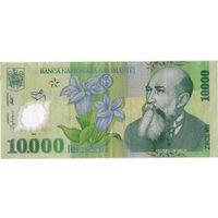 Румыния, 10 000 лей, 2000 г., полимер