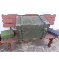 Ящик военный.