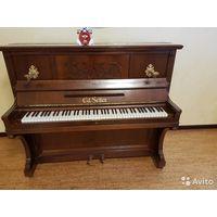 Ed Seiler пианино 1900 года