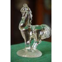 Статуэтка Лошадь   ( стекло )  13,5 см