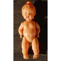 Большая редкая целлулоидная кукла. Бесплатная ОТПРАВКА!