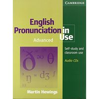 Учебник English Pronunciation in Use Advanced
