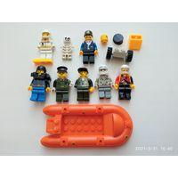 Фигурки Лего Человечки