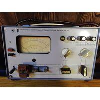 Испытатель маломощных транзисторов и диодов л2-54