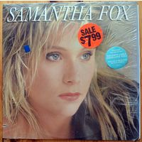 Samantha Fox - Samantha Fox  LP  (виниловая пластинка)