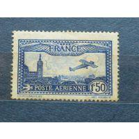 Франция \222\1930 авиапочта MH 35Mi