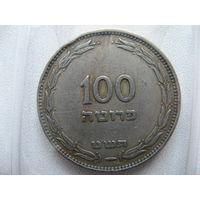Израиль 100 прут 1949 г.