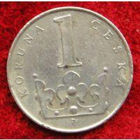 7340:  1 крона 1994 Чехия