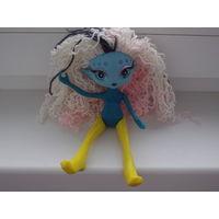 Кукла инопланетянка
