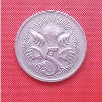 62-12 Австралия, 5 центов 1971 г.