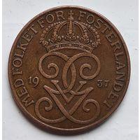 Швеция 5 эре, 1937  3-9-23
