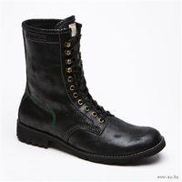 РАСПРОДАЖА!!! СКИДКА 15 %!!! Стильные мужские кожаные ботинки CALVIN KLEIN, модель TRENT CRACKED SUEDE, 100 % оригинальные