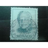 Монако 2003 князь Ренье 3 Михель-2,0 евро гаш