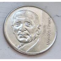 Франция 5 франков, 1992 10 лет со дня смерти Пьера Мендеса-Франса 4-14-10