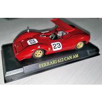 Модель 1:43  Ferrari 612