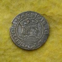 1 грош 1531 г Гданьск Редкий