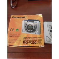 Panasonic-RQ-V202-Stereo-AM-FM-Radio-Cassette-Player