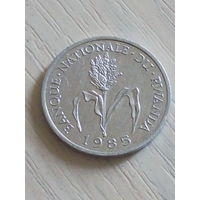Руанда 1 франк 1985г.э