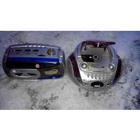 Магнитолы бытавые кассетные для ремонта одним лотом.лот не разбиваемый.