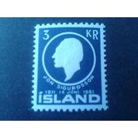 Исландия 1961