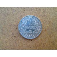 1 марка 1914 А Германия