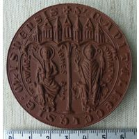 Медаль Мейсона, фарфор, 1968