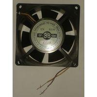Вентилятор 80х80х25 12В 0,17А