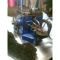 Для шитья меха,для ремонта и пошива меховых изделий машинки