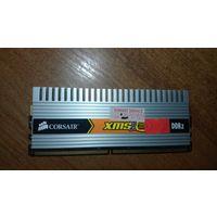 Оперативная память Corsair DDR2 XMS2-6400 CM2X2048-6400C4DHX 2Гб