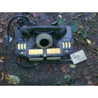Телефоный комуникатор бекелитовый кд-4 бу