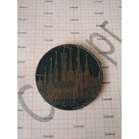Медаль настольная большая Таллинн Tallinn
