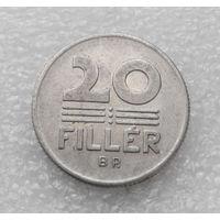 20 филлеров 1969 Венгрия #03