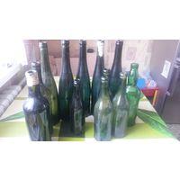 Бутылки ПМВ (разные)