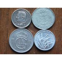 Четыре монеты за 0.99 копеек 18