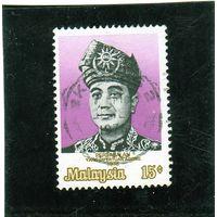 Малайзия. Ми-149. Коронация Пертабалан Ян-ди-Пертуан Агонг.1976.